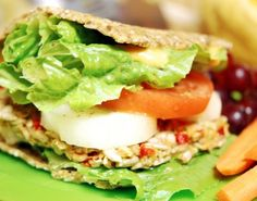 Sun Burgers on Sunflower Bread 2 Stalks celery, chopped, about 3/4 cup 1/4 C yellow onion, chopped 1/2 C red bell peppers, chopped 1 tsp sea salt 2 tsp oregano, fresh or dried 1 C sunflower seeds, ground 1/2 C flax seeds, ground 1/2 C water