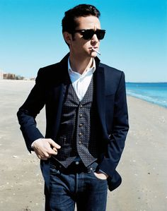 If I had to steal someone's sense of style, Joseph Gordon-Levitt it is.