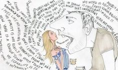 11 Illustrations That Sum Up How Exhausting Modern Dating Can Be | The Huffington Post