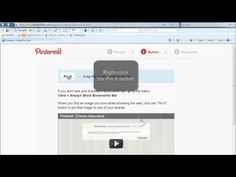 Internet Explorer 7 & 8: How to Install Pin It Bookmarklet