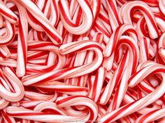 Christmas Candy Cane Wallpaper Merry Mood Vintage