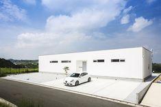 稜線の家・間取り(福岡県田川市) | 注文住宅なら建築設計事務所 フリーダムアーキテクツデザイン