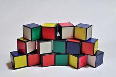 Rubik's wall