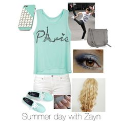 Summer day with Zayn - Polyvore