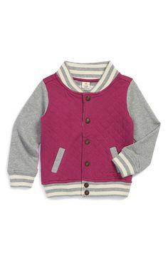 Tucker + Tate 'Quinne' Varsity Jacket for Erika