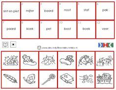 Kleuterjuf in een kleuterklas: GROEP 3 Saint Nicolas, Diy Doll, Mini, Spelling, Teaching, School, Cards, December, Twitter