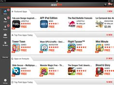 Appsfire for iPad