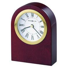 Howard Miller Rosebury Desktop Clock - Desktop Clocks at Clock Style