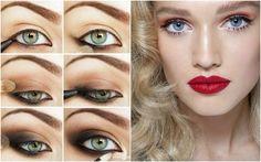trucco occhi | make up occhi | idee make up | idee trucco | ispirazione trucco | trucco | make up | make up 2013 | idee make up 2013 8