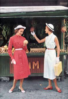 Jaren 50. 1950s.