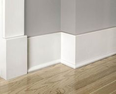 what type of molding and floor molding is right for a farmhouse - Google Search