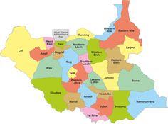 Apesar de ser rico em petróleo, o Sudão do Sul é um dos países mais pobres do mundo, com altas taxas de mortalidade infantil, e um sistema de saúde muito precário, considerado um dos piores do mundo. Em termos de educação somente 27% da população acima dos 15 anos sabe ler e escrever, chegando a 84% o índice de analfabetismo entre as mulheres e boa parte das crianças não frequentam unidades escolares.