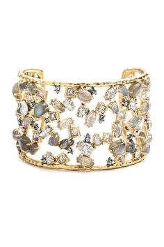 Elements Fall Cuff by Alexis Bittar for $60 | Rent the Runway