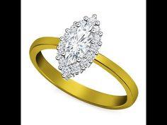 טבעת דיאנה - D46087-1