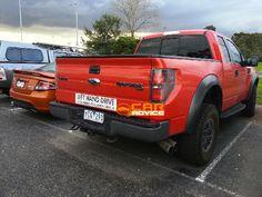 Ford Raptor F-150 SVT Trucks