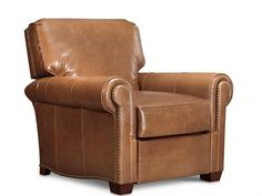 Leathercraft Furniture Living Room Recliner 2677 - The Village Shoppe - Yakima, WA