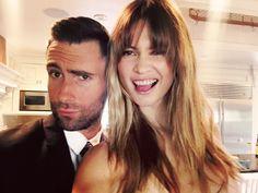 Behati Prinsloo's Grammys Diary: Adam Levine, Gwen Stefani, and Starbucks – Vogue