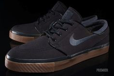 Nike SB Zoom Stefan Janoski Black/Gum