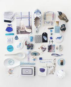 Blue...By:trendland