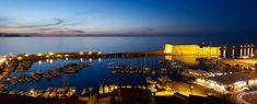 click4crete            : Καλύτερη πόλη προορισμός αναδείχθηκε το Ηράκλειο Marina Bay Sands, Building, Travel, Viajes, Buildings, Destinations, Traveling, Trips, Architectural Engineering