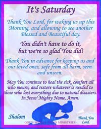"""A special prayer for the Mindanao earthquake victims. 🙏 """"Thank You in advance for keeping us & our loved ones, safe from all harm, seen & unseen. Prayer For Success, Prayer Of Praise, Prayer For Guidance, Prayer For Family, Good Morning Saturday, Good Morning Prayer, Morning Blessings, Morning Prayers, Good Prayers"""
