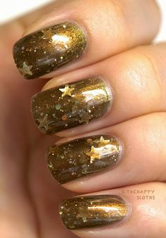 Carpe Noctem Cosmetics Holiday Nail Polish Collection: Review and Swatches