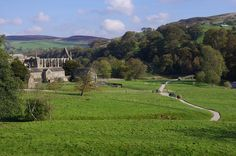 Bolton Abbey    		Wharfedale, North Yorkshire
