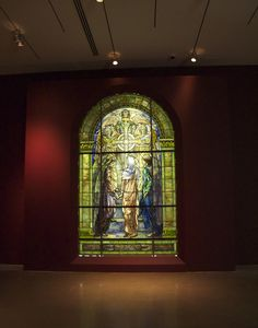 Exhibition on Louis C. Tiffany features Stained Glass Window from Corning Museum | Posted on October 23, 2012 by Yvette Sterbenk | Louis C. Tiffany and the Art of Devotion, an exhibit currently on view at the Museum of Biblical Art (MOBIA), in New York City, showcases the array of church decorations and memorials that Louis C. Tiffany (1848-1933) produced beginning in the early 1880s.  On view through January 20, 2013, the exhibit shows the breadth ...