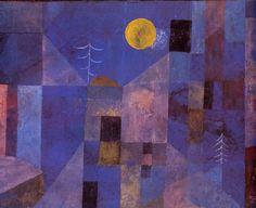 Paul Klee - Luna