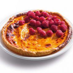Veja esta de Receita de Tarte de Iogurte e mel com Framboesas. Esta e outras deliciosas receitas no site de nestlé Cozinhar.