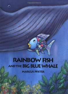 Rainbow Fish and the Big Blue Whale Big Book by Marcus Pfister. $25.99. 32 pages. Publisher: North-South Books (September 1, 1999). Author: Marcus Pfister. Publication: September 1, 1999. The third book in the bestselling Rainbow Fish series is now available in a spectacular big book edition.                                                         Show more                               Show less