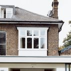 The addition of a studio was an essential part of the extention of an artist's Victorian home in Richmond, England. The architect conceiv...