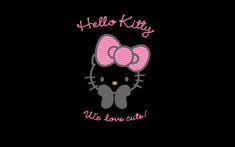 wallpaper hd black hello kitty - http://69hdwallpapers.com/wallpaper-hd-black-hello-kitty/