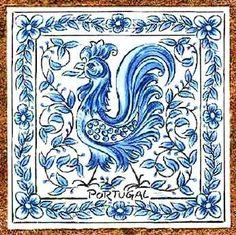 Resultado de imagem para Portuguese tiles with animals
