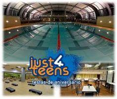 #festas #piscina Festas de aniversário na piscina