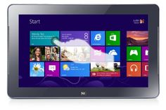 Samsung ATIV Tab 5 XE500T1C-N 11.6-Inch 64GB Windows 8 Smart PC Tablet (Tablet Only)  Mystic Blue  (Certified Refurbished)