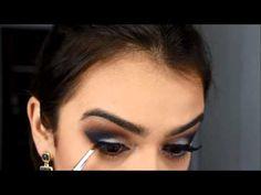Maquiagem marcada e delicada por Mariana Saad - YouTube