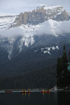 Best of Yoho National Park - Travel Around the Galaxy Yoho National Park, National Parks, Emerald Lake, Continental Divide, Small Waterfall, Top Destinations, Beautiful Places To Visit, Rocky Mountains, Cliff