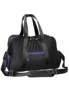 b4e8a259098f Warm Up Gym Bag - A true gym bag size with just enough room for all your  workout essentials and separate compartments for clean and dirty clothes.