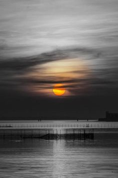 Inmortal Soul   sunset (by lorenzo parpajola)
