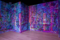 Carnovsky's Fabulous RGB Shifting Landscapes