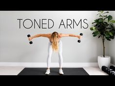 This is a place where I post REAL TIME, AT HOME workouts, GYM workouts, and anything else fitness related. My goal is to help inspire everyone at all fitness. 10 Min Arm Workout, Tone Arms Workout, Arm Workouts At Home, Arm Workout With Bands, Beginner Workout At Home, Toning Workouts, Easy Workouts, Beginner Workouts, Post Workout