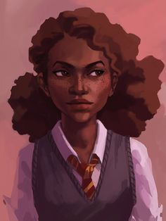 Hermione of the new era??? Or the re-assigned era? Or simply the always compelling, always beautiful- Eternal.