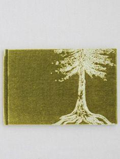 Tree Velvet Guest Journal by Velvet Raptor $78