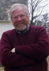 Bill Bryson.  Some of his bestselling travel books include The Lost Continent, A Walk in the Woods and Notes from a Small Island, which in a national poll was voted the book that best represents Britain.