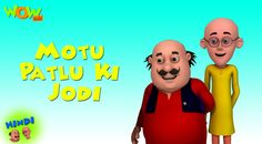 John kidnaps Patlu and for ransom asks Motu to steal an expensive crown from the town's exhibition. He later tests their friendship by pitching them both against each other in a fight. Watch the full episode to see whether they fight or still be friends with each other. Click Subscribe & Hit Likes. https://youtu.be/vkZL97DM1eg