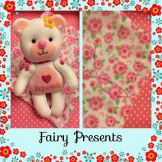 Nice bag for little princess-bear