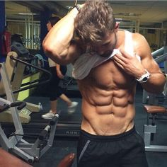 Image via We Heart It #abs #beautiful #boys #guys #gym #handsome #Hot #hunk #malemodel #men #muscles #perfectbody #perfection #sexy #sixpack #workout #vline #antoniopozo