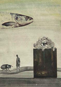 Conroy Maddox. Untitled 1937