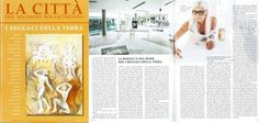 April' 15 n. 63  La città del Secondo Rinascimento - #interview #danieladallavalle